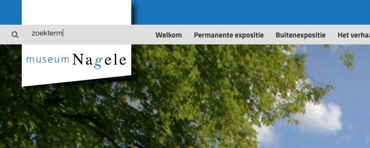 zoekfunctie museumnagele.nl