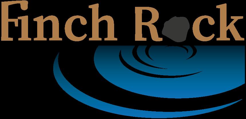 Logo ontwerp Finch Rock