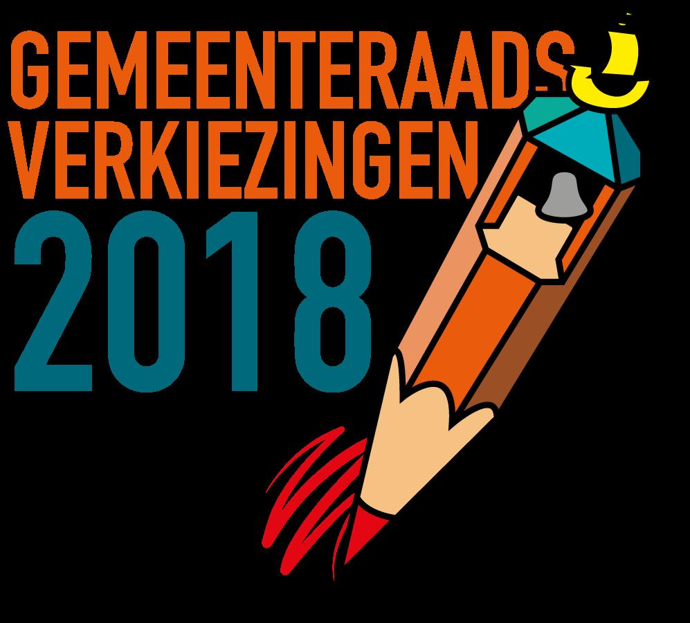 Logo gemeenteraadsverkiezing Noordoostpolder